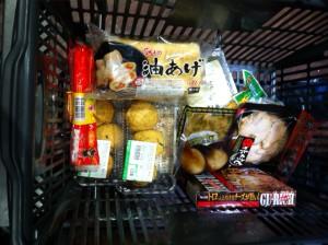 香港のシティスーパーでの買い出し。