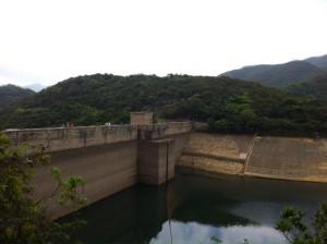 タイタムの貯水池。