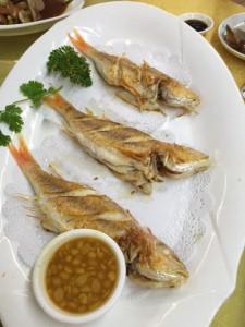 廈門式焼き魚