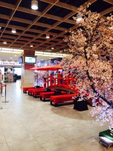 日本フードコーナー