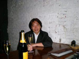 2008年8月末(丸紅退職の日)