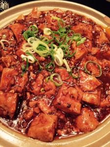 大阪マーボー豆腐