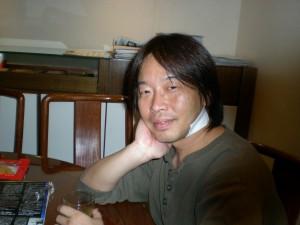 2008年。ストレスの最中。