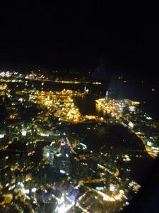 香港上から