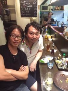 中川さんと