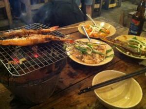 ベトナム風BBQ