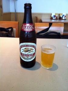 日本で飲む瓶ビールは美味しい。生ビールよりも好きだ。