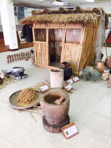 アミ族の家