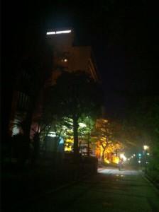 モンテレホテル