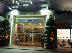 REXホテル