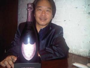 2011年(47歳)。起業三周年記念。会社もすっかり軌道に乗り、拠点数も今より少なかった(この当時で5ヶ所)ので、比較的余裕があった。